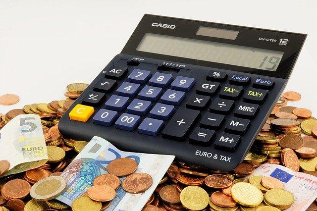 kalkulačka na peníze